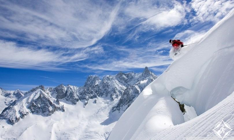 بالصور .. أشهر منتجعات التزلج في جورجيا  ..  وجهتكم لهذا الشتاء