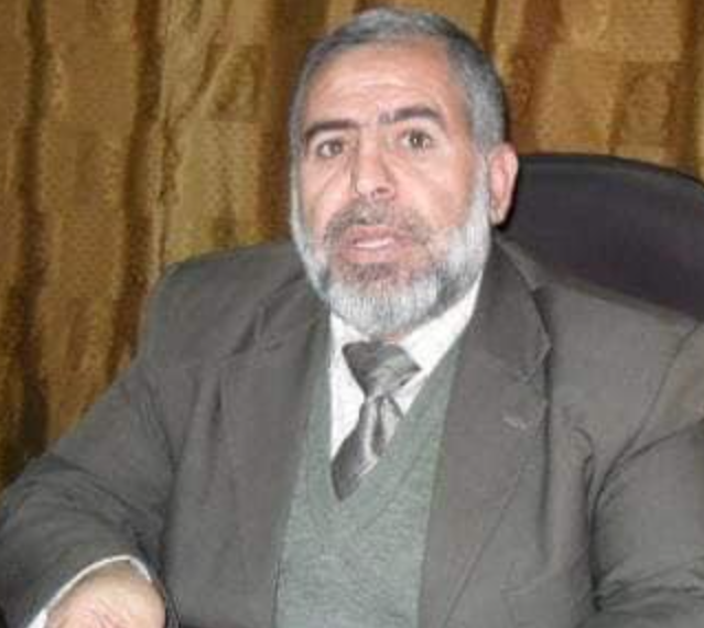 """وفاة نائب الأمين العام لحزب جبهة العمل الإسلامي """"حكمت الرواشدة"""""""