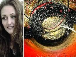 """التشكيلية الأردنية """" هيلدا الحياري"""" تفوز بالجائزة الثانية لمعرض في طهران"""