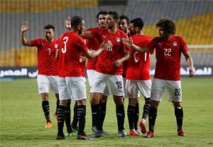 الفيديو  ..  أهداف مباراة مصر وغينيا قبل انطلاق كأس الأمم الأفريقية