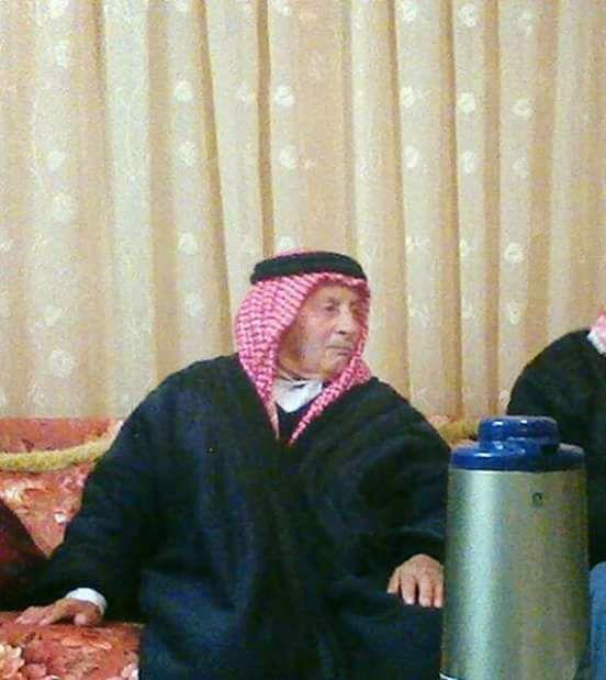 الشيخ غازي فالح السمرين في ذمة الله