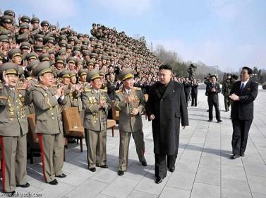 زعيم كوريا الشمالية يأمر قواته بالاستعداد لتوجيه ضربة لأميركا