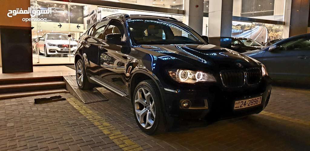 BMW X6 موديل 2013 فل كامل اعلى تصنيف