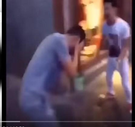 فيديو  تسبب في هيستيريا من الضحك
