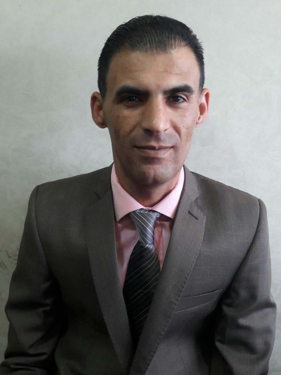 تنهئه وتبريك الاستاذ محمد الحجاج