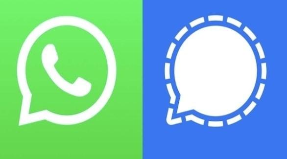 5 ميزات للخصوصية لتطبيقي سيغنال وواتساب