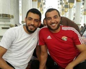 """قبيل ساعات من """"كلاسيكو الاردن"""" ياسين وشفيع يعلقان: من يؤذيه جدا يؤذيني"""