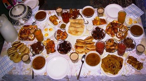 10 أطعمة تحارب الجوع والعطش في رمضان