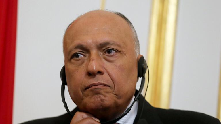 """مصر تدعو لاجتماع طارئ في جامعة الدول العربية ردا على """"العدوان التركي"""" على سوريا"""