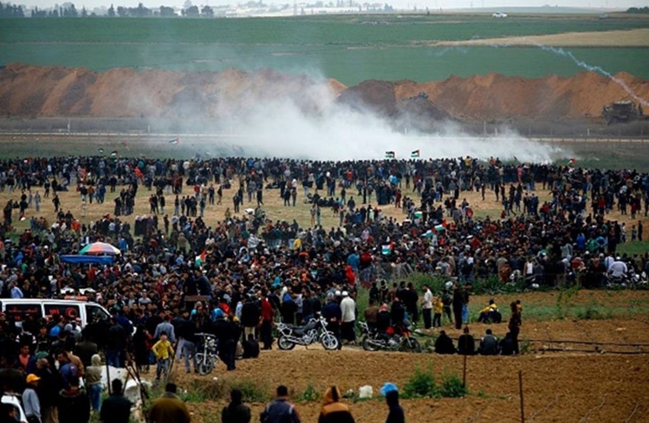 استشهاد فلسطينية برصاص الاحتلال في غزة