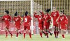 منتخب الكرة النسوي يلاقي ناشئي الفيصلي تحضيرا للتصفيات الأولمبية
