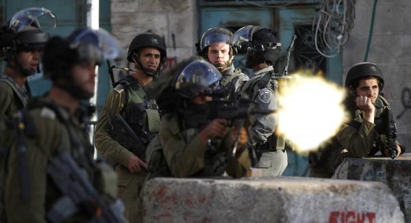شهيد وعدة اصابات خلال مواجهات مع الاحتلال بطوباس