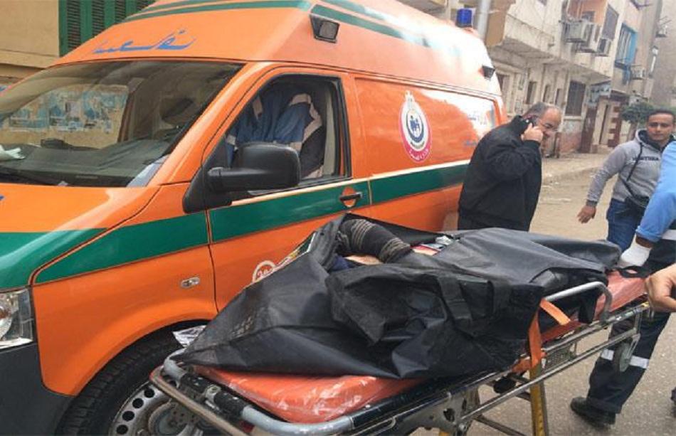 وفاة (2)  وإصابة (3) أشخاص من أسرة واحدة في انقلاب سيارة داخل ترعة بمصر