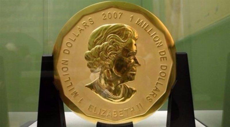 سرقة قطعة نقدية ذهبية بقيمة 8ر3 مليون يورو من متحف بألمانيا