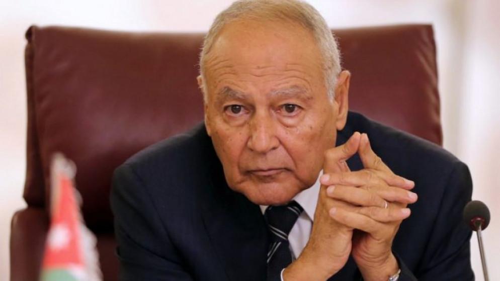 وزراء الخارجية العرب يختارون أبو الغيط لولاية جديدة كأمين عام للجامعة العربية
