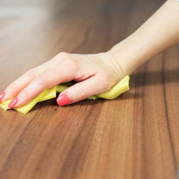 وصفات طبيعية لتلميع الخشب