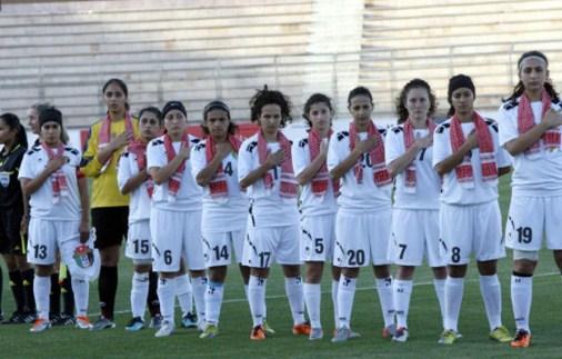 منتخب السيدات تحت سن 19 بطلاً لكأس غرب اسيا