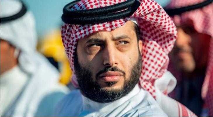 تركي آل الشيخ يُعزي بدر العساكر بوفاة شقيقه