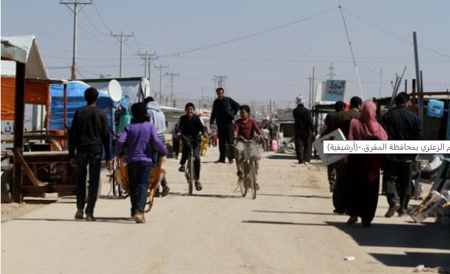 19 % نسبة تمويل خطة الاستجابة للأزمة السورية في 10 أشهر