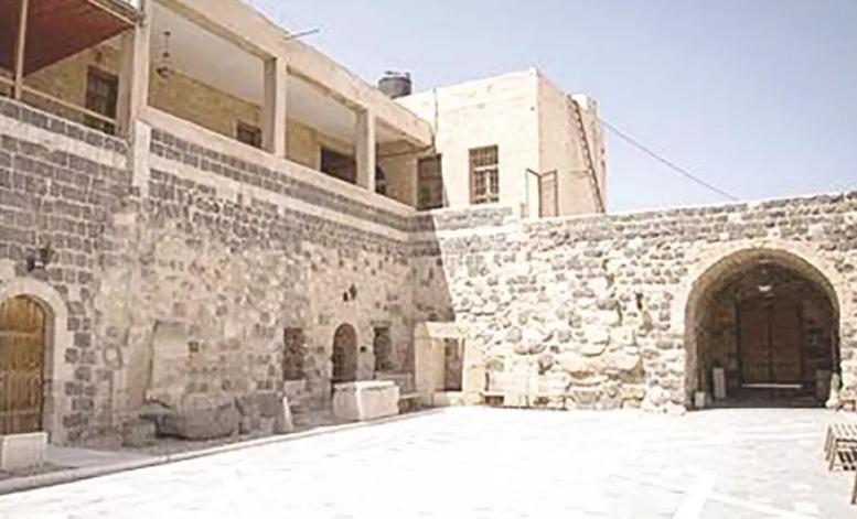 متاحف إربد التراثية ..  حورية القمح ومرايا الذاكرة