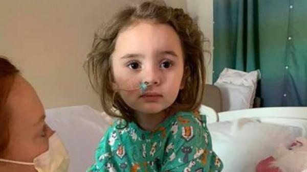 احذر مضاعفاتها ..  الإنفلونزا تصيب طفلة بالعمى
