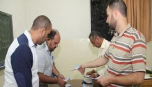 24 صندوق اقتراع موزعة على 6 مواقع في بصيرا