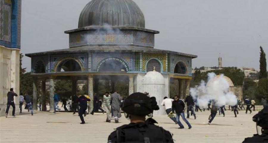 فلسطين تطالب العرب بحماية الأقصى وردع انتهاكات العدو