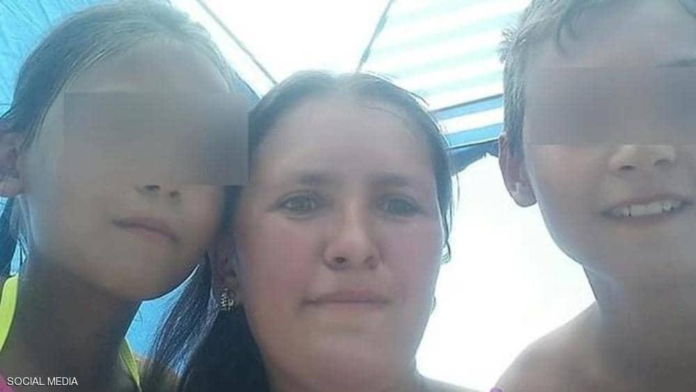 روسية أنقذت أبناءها الخمسة من موت محقق ..  ثم وقعت الكارثة