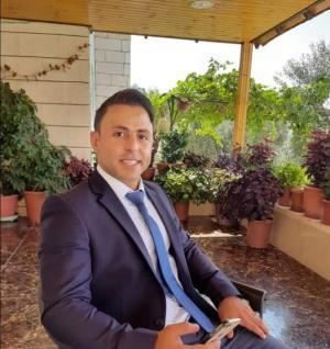 الملازم أول محمود مشهور الزيدانين مبارك الخطوية