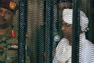 """الكشف عن تفاصيل حياة الرئيس السوداني السابق """" عمر البشير """" داخل محبسه"""