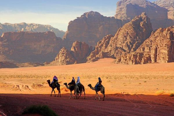 361.8 مليون دينار عائدات السياحة الشهر الماضي