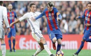 برشلونة يقلب الطاولة على مدريد ويفوز بثلاثة أهداف مقابل هدفين