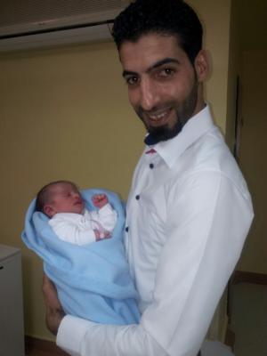 مبارك يا سيد  محمد عارف الشعلان