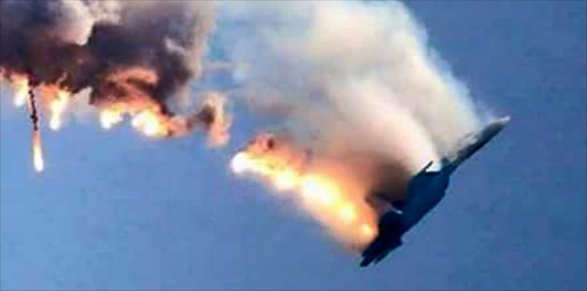 الكشف عن التفاصيل الكاملة  ..  كيف اسقطت اسرائيل الطائرة و تسببت بمقتل (15) عسكرياً روسياً