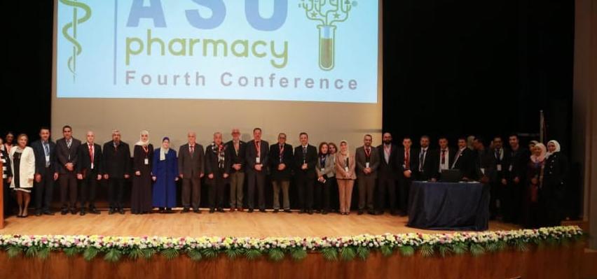 """العلوم التطبيقية تعقد المؤتمر الصيدلاني الرابع """"الاتجاهات الحديثة في بحوث الدراسات العليا"""