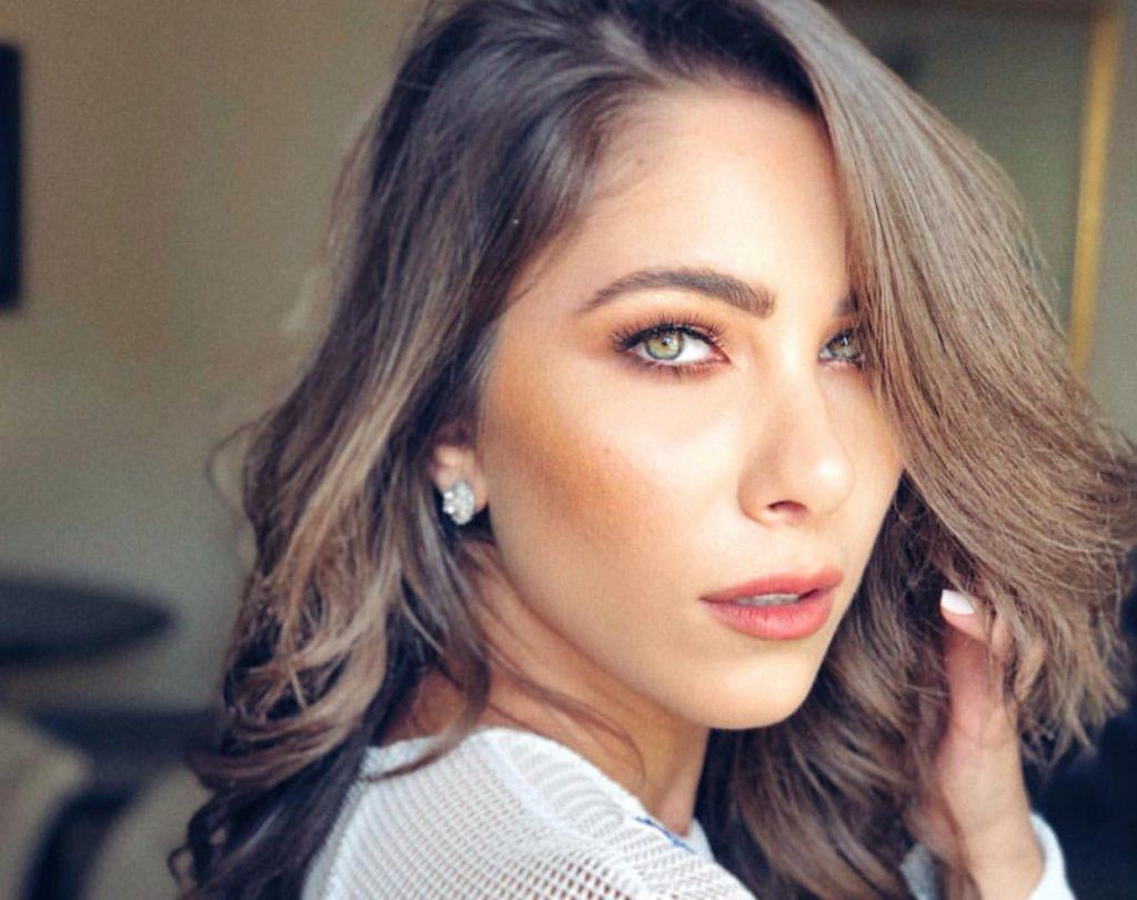 بالفيديو و الصور  ..  دانييلا حداد تكشف عن عمرها الحقيقي