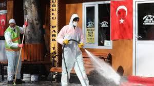 71 وفاة و1723 إصابة جديدة بكورونا في تركيا
