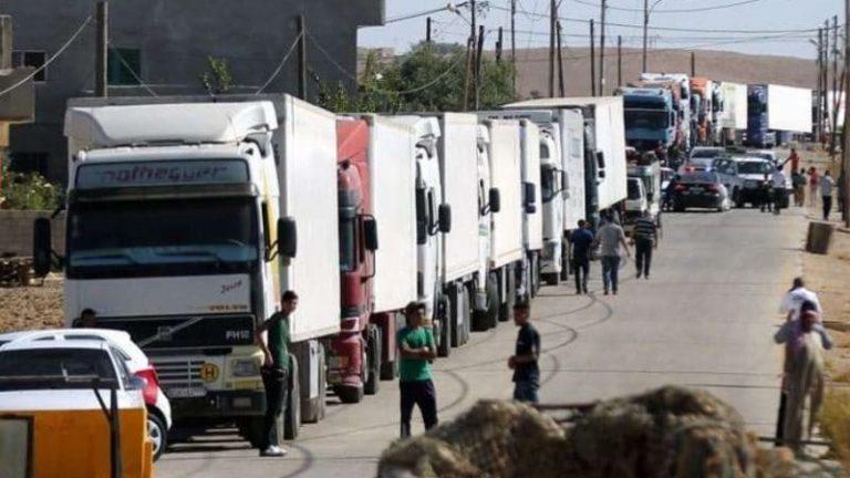 وفد برلماني أردني يبحث تخفيض رسوم نقل البضائع مع سوريا