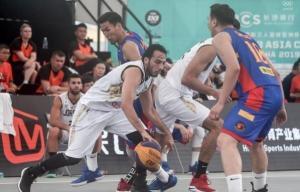 الأردن يودع بطولة آسيا لكرة السلة المصغرة