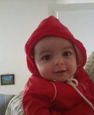 تيسير عايد القضاه وعائلته يباركون لحفيذهم الغالي فارس عبابنة وعقبال المئة عام