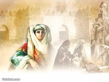 الحجاج يخير امرأة بين زوجها أو إبنها أو أخوها !!