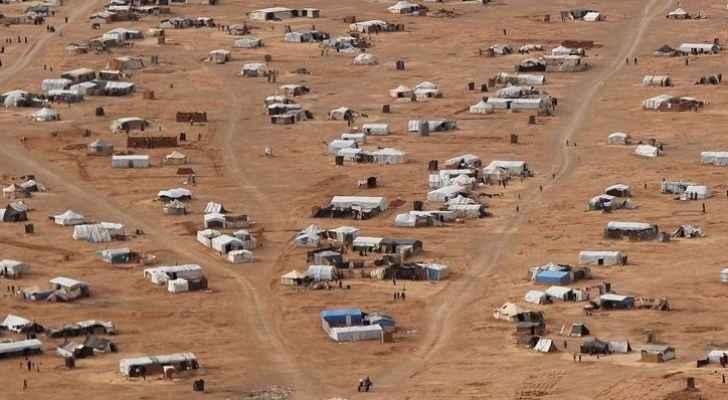 افتتاح معبرين لمغادرة النازحين من مخيم الركبان الثلاثاء المقبل