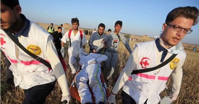 استشهاد فلسطيني متأثرا بإصابته برصاص الاحتلال شرق قطاع غزة