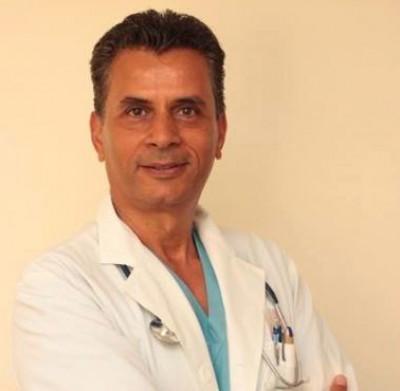 """طبيب فلسطيني عالج رئيس """"إسرائيل"""" بالوهم"""
