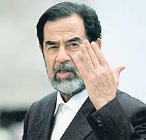 """دراسة أمريكية : صدام حسين كان """"زعيماً يعي ما يقوله"""""""