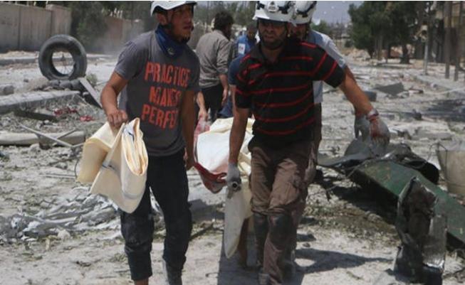 أطباء في حلب يوجهون نداء استغاثة إلى أوباما