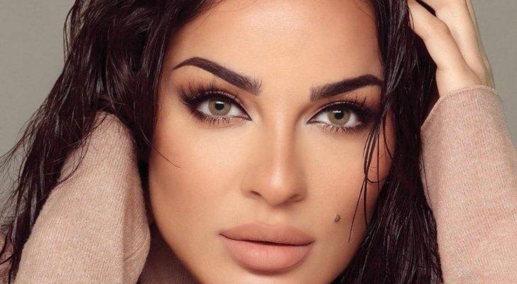 """""""اللحظة المشؤومة"""" .. نادين نجيم توثق لحظة إصابتها في انفجار بيروت- فيديو"""