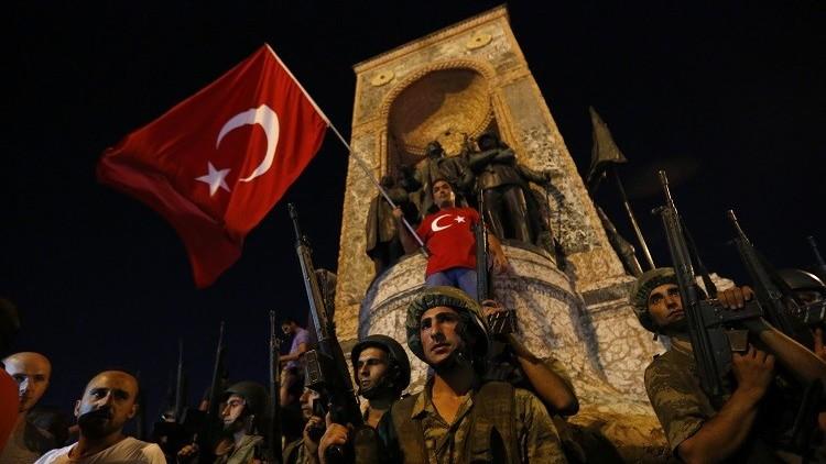 قرية تركية سمعت بمحاولة الانقلاب بعد 10 ايام