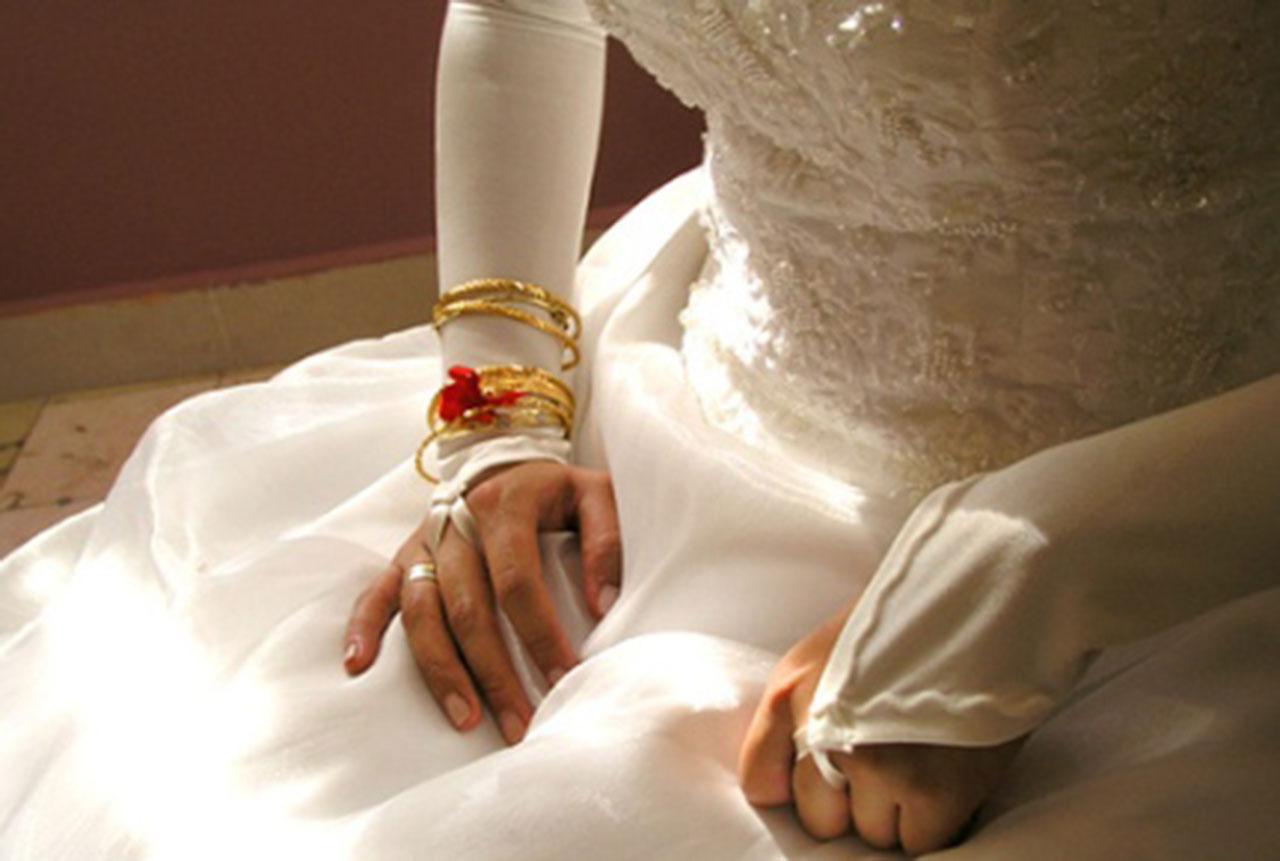 وفاة مأساوية لعروس مصرية بعد شرائها فستان الزفاف