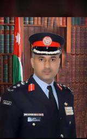 تهنئة و تبريك للدكتور العقيد عبد الرزاق الدلابيح